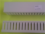"WIELAND FINGER DUCT 2 METER WHITE W/COVER (2""X2"") DNG50050W MFR# 34.286.5050.2"