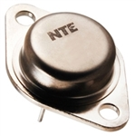NTE NPN TRANSISTOR HIGH POWER AUDIO (TO3) NTE181            VCEO-90V IC-30A