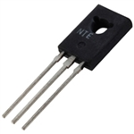 NTE NPN TRANSISTOR AUDIO POWER (TO126) NTE184               VCEO-80V IC-4A