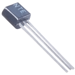 NTE NPN TRANSISTOR LOW NOISE HIGH GAIN (TO92) NTE199        VCEO-50V IC-100MA