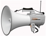 TOA ER-2930W 30W SHOULDER TYPE MEGAPHONE WITH WHISTLE,      WIRELESS *SPECIAL ORDER*