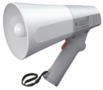TOA ER-520W COMPACT HAND GRIP TYPE MEGAPHONE WITH WHISTLE,  6 WATT *SPECIAL ORDER*