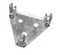 DELHI 16 GAUGE BASE PLATE FOR GOLD-NUGGET TOWERS GNBP