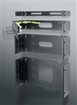 MID ATLANTIC 2 SPACE HINGED PANEL MOUNT HPM2