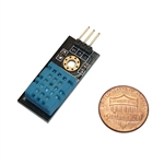 OSEPP HUMIDITY & TEMPERATURE SENSOR MODULE HUMI01           ARDUINO   RETURN POLICY: EXPERIMENTAL USE, NOT RETURNABLE