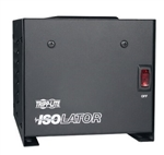 TRIPPLITE ISOLATION TRANSFORMER/CONDITIONER 500W 120V IS500 4 OUTLETS *SPECIAL ORDER*