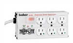 TRIPPLITE HOSPITAL-GRADE SURGE PROTECTOR ISOBAR6ULTRAHG     ISOBAR, UL 1363, 6-OUTLETS, 15'CORD *SPECIAL ORDER*