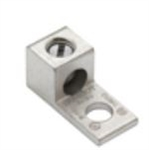 "BURNDY GROUNDING POST 14-2AWG (STR) 1/4"" STUD KA2U          COMPATIBLE WITH AL/CU WIRE"