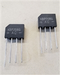 MULTICOMP 2A/800V BRIDGE RECTIFIER KBP208G