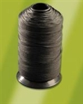 ALPHA LACING CORD BLACK 500YD SPOOL LC136B BLK