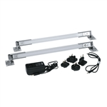 MID ATLANTIC RACK MOUNT DUAL LED LIGHT LT-CABUTL-DUAL       WITH POWER SUPPLY *SPECIAL ORDER*