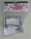 MICROCARE STATIC-SAFE BENCH MOUNTING KIT MCC-BK             *CLEARANCE*