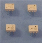 FAIRCHILD OPTOCOUPLER TRIAC-OUT 6-DIP MOC3010