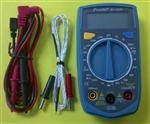 ECLIPSE 3-1/2 DIGITAL MULTIMETER MT1233C                    1.5V AAA X 2 - NOT INCLUDED