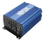 TRIPPLITE LIGHT-DUTY COMPACT POWER INVERTER 1000W PINV1000  WITH 2 AC/1 USB - 2A/BATTERY CABLES, MOBILE *SPECIAL ORDER*