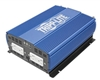 TRIPPLITE HEAVY-DUTY MOBILE POWER INVERTER 2000W PINV2000HS WITH 4 AC/2 USB - 2.0A/BATTERY CABLES *SPECIAL ORDER*