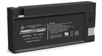 POWERSONIC 12V/2.3A/HR BATTERY W/PRESSURE CONTACT PS1223    MFR# PS-1223
