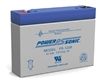 POWERSONIC 12V 2.8AH BATTERY PS1228                         MFR# PS-1228