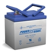 POWERSONIC 12V 35AH SLA BATTERY (NUT/BOLT) PS12350          MFR# PS-12350NB