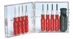 XCELITE TOOL SET SCREWDRIVER HEX PS89N