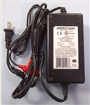 POWERSONIC SWITCHING CHARGER 12V 4000MA PSC124000A-C        FOR 12V SEALED LEAD ACID BATT 20AH-40AH MFR# PSC-124000A-CX
