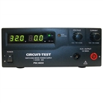 CIRCUIT TEST PSC-6632 SWITCHING POWER SUPPLY 1-32VDC /      0-20AMP REMOTE PROGRAMMABLE / LAB GRADE *SPECIAL ORDER*