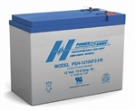 POWERSONIC SLA BATTERY HIGH CAPACITY 12V 10.5A PSH12100F2
