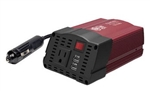 TRIPPLITE ULTRA-COMPACT CAR INVERTER 150WATT PV150USB       WITH AC OUTLET AND 2 USB CHARGING PORTS *SPECIAL ORDER*