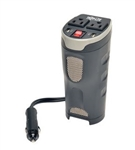 TRIPPLITE 200W INVERTER W/USB CHARGER PV200CUSB             FITS IN THE CUP HOLDER
