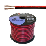 CIRCUIT TEST LOW VOLTAGE DC POWER CABLE 18AWG 100FT PW18-100
