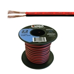 CIRCUIT TEST LOW VOLTAGE DC POWER CABLE 22AWG 25FT PW22-25