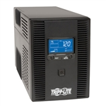 TRIPPLITE LCD TOWER UPS 1500VA 900W 8 OUTLETS SMART1500LCDT