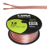 CIRCUIT TEST SP14-100 HIGH PERFORMANCE SPEAKER WIRE 14AWG - 100FT ROLL