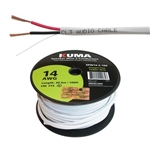 C/T HIGH PERFORMANCE IN-WALL SPEAKER WIRE 14AWG SPW14-2-100 2 CONDUCTOR 100 FEET