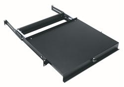 MID ATLANTIC SLIDING SHELF HEAVY DUTY 50LB CAPACITY SS