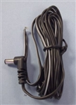 PHILMORE DC POWER CORD 24AWG WITH 2.5MM RIGHT ANGLE PLUG    (6FT) TC250B