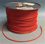 WIRE 10AWG RED TEW 105C 600V CSA 105 STRAND TEW10M-RED      (305M = FULL ROLL)