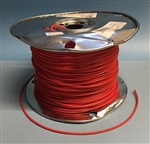 WIRE 12AWG RED TEW 105C 600V CSA 65 STRAND TEW12M-RED       (305M = FULL ROLL)