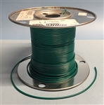 WIRE 14AWG GREEN TEW 105C 600V CSA 41 STRAND TEW14M-GRN     (305M = FULL ROLL)