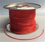 WIRE 14AWG RED TEW 105C 600V CSA 41 STRAND TEW14M-RED       (305M = FULL ROLL)
