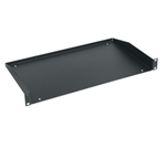 "MID ATLANTIC SINGLE UNIT (1U) 19"" RACK SHELF U1"