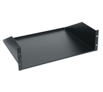 "MID ATLANTIC THREE UNIT (3U) 19"" RACK SHELF U3"