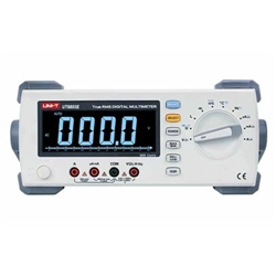 CIRCUIT TEST BENCHTOP MULTIMETER AUTO RANGING UT8803E       TRUE RMS 1000VDC/750VAC 60MOHM USB INTERFACE