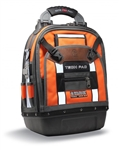 "VETO PRO PAC TECH PAC HI-VIZ ORANGE BACKPACK VPP-TP-HV-ORG  W:9.875"" L:14.25"" H:21.5"" *SPECIAL ORDER*"