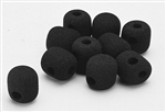 TOA WH-4000S REPLACEMENT WINDSCREEN FOR HEADSET (10PCS/SET) *SPECIAL ORDER*