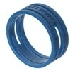 NEUTRIK CODED RING BLU FITS NCXX CONNECTOR XXRBLU